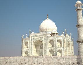3D asset Taj Mahal