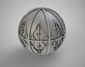 3D printable model Hp Sphere