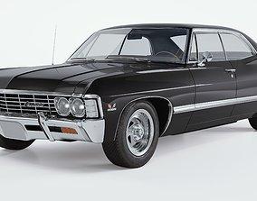 3D Chevrolet Impala 1967