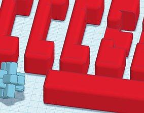 Clasic 3D Puzzle