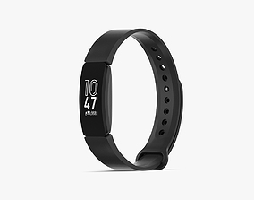 Fitbit Inspire 3D model