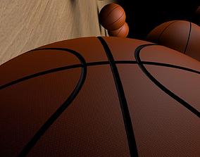 sports Basketball 3D model