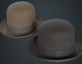 Bowler Hat 1B 3D model