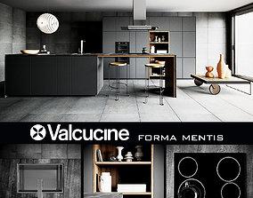 Valcucine Forma Mentis Dark 3D