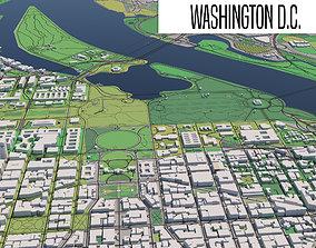 Wasington DC 3D