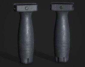 VERTICAL GRIP 3D model