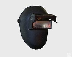 3D model Welding Helmet - Mask - PBR