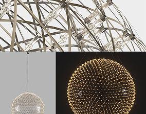 Moooi Raimond R199 Suspended Lamp 3D