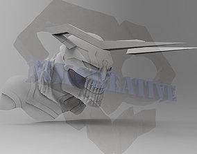 Ichigo Hollow Wall 3D printable model