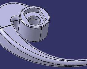 model Holder 3D