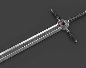 history Sword of ancient times 3D