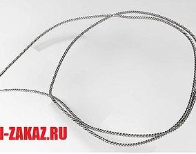 3D print model Saw wire twisted Jigli