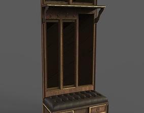 3D asset realtime Dressing table