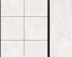 3D model ABK Crossroad Chalk White 1200x1200