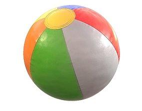 3D model Beach Ball
