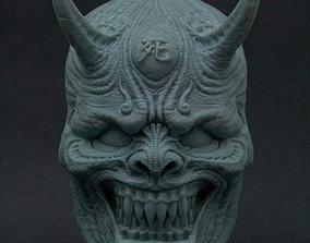 HANYA MASK 3D print model
