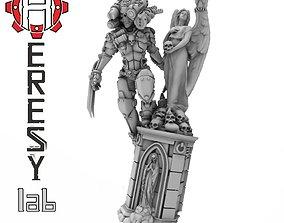 3D print model Heresylab - Enthrophy Female