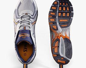 Spalding Running Shoes 3D model