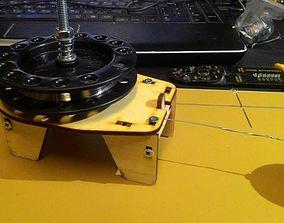 3D print model Fused Clapton Build