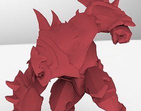 3D printable model Armored