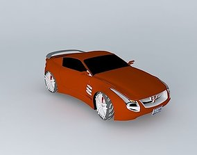 3D model Lezus XLM