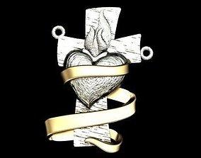 hard rock necklace 3D print model tattoo