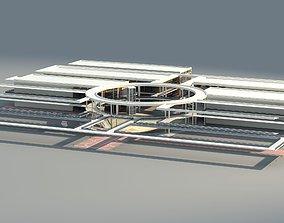 3D Architecture reichstag