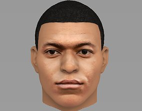 Kylian Mbappe 3D