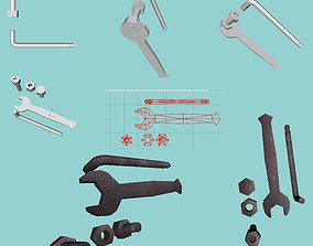 Tools 3D asset game-ready hardware
