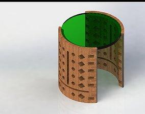 Tea Table 3D print model home