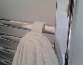 3D Towel Radiator hook