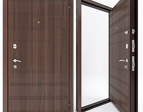 The front door MetalYur M1 3D