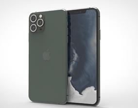 computer-equipment Apple iPhone 11 Pro Max 3D Model