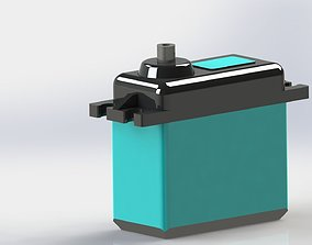 3D model Servo Savox SW-1211SG WaterProof