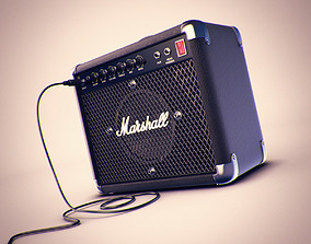 3D Guitar Amplifier