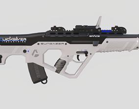 3D model Sungazer Rifle