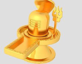 Lord Shiva Lingam Free 3D Model STL