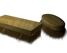 Horse Brushes 3D model