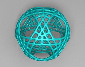 3D print model setellated Truncated