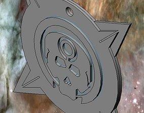 3D printable model Halo Headshot Medal