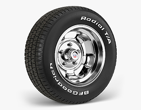 BFGoodrich Indy Mag Combo 3D