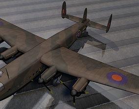 Avro York Mk-1 3D