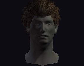 hair style 16 3D model