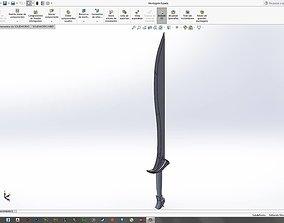 Orcrist 3D print