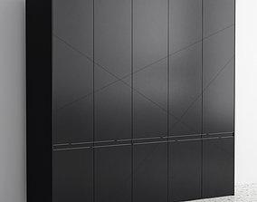 Poliform Sharp Wardrobe 3D