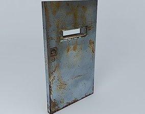 3D Resident Evil 4 Ashley's Jail Door