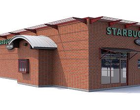 3D Starbucks