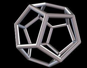 058 Dodecahedron 20 cm dE-13mm 3D printable model