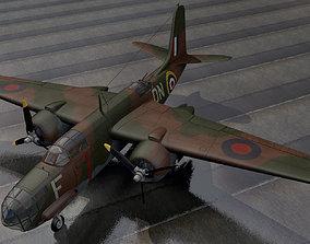 Douglas Boston Mk-3 - A-20B 3D