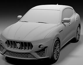 Maserati Levante S Q4 GranSport 2019 3D model